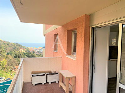 GRAND 3 PIECES VUE MER MENTON